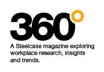 Steelcase 360 magazine