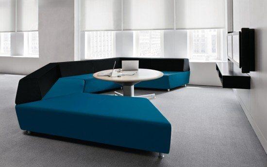Media Scape Lounge prijemni hol
