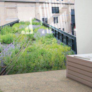 Urban Retreat One podne obloge