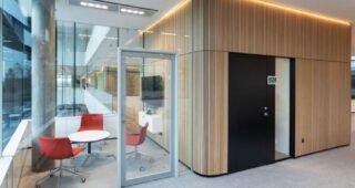 Dizajn, funkcija, klasifikacija zvuka 3-u-1 rešenje za vrata u pametnim sobama